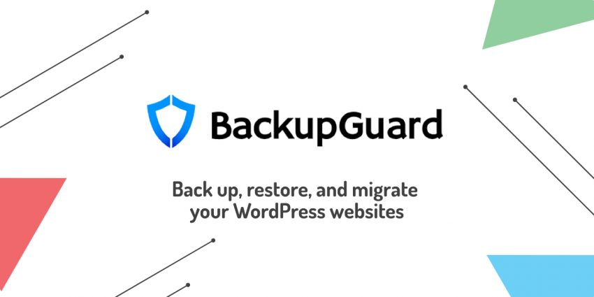 BackupGuard - Back up, restore, and migrate your WordPress website