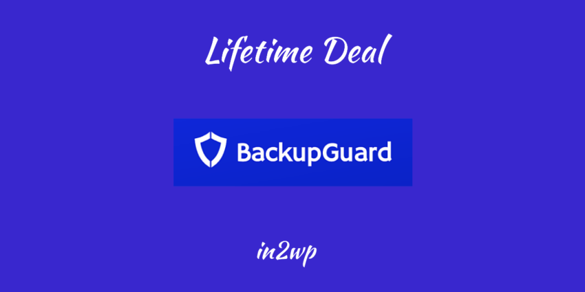 in2wp - backupguard - lifetime deal