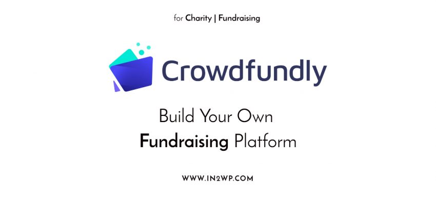 Crowdfundly - Lifetime Deal - in2wp