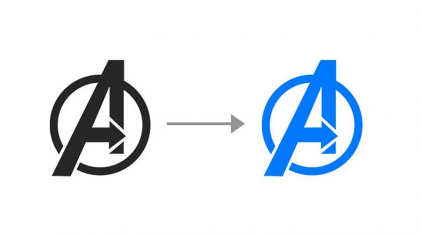 How to recolor of Your logo in Photoshop